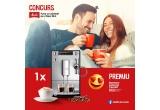 1 x Espressor Automat CAFFEO SOLO & Perfect Milk Silver Melitta