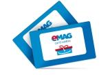 100 x card cadou eMag de 500 lei