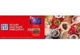 3 x televizor Philips Ultra Slim Full HD LED Smart TV, 30 x cos de produse Unilever