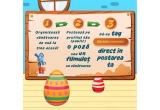 50 x Set Kinder (compus din: 1 rucsac Kinder + 1 jucarie de plus Kinderino), 1 x Voucher pentru servicii de redecorare a unei camere pentru copil de 24000 lei