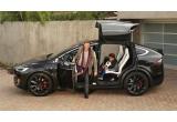 1 x masina electrica Tesla Model X Performance 2020 + 20000 dolari US