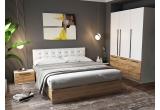 1 x Set Dormitor Timea 4 piese Tapitat in valoarea de 1490lei
