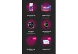 1 x smartphone Samsung Galaxy S20 128GB, 1 x televizor Smart TV LED Android Ultra HD 4K Philips 55PUS7304/12, 1 x Samsung robot aspirare VR20M707HWS, 1 x Samsung Gear Sport Black, 10 x casti bluetooth Philips, 55 x Voucher Germanos.ro de 200 lei,