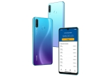 4 x smartphone Huawei P30 Lite