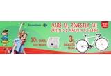 3 x Bicicleta Pegas Clasic 2S DROP 54CM B alb, 10 x Camera foto instant Fujifilm Instax mini 9 Alb