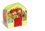1 x casuta de joaca pentru copii