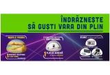 1 x Voucher de calatorie in valoare de 800 de euro, 4 x Plin de carburant de 400 lei, 10 x Baterie externa, 10 x Set de fitness, 10 x Odorizant auto Berger,
