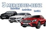 1 x masina Mercedes-Benz A-Class 160, 1 x masina Mercedes-Benz A-Class 180, 1 x masina Mercedes-Benz C-Class 160, 20 x trotineta electrica Xiaomi Mi M365, 25 x boxa karaoke Blaupunkt, 25 x pereche de caști Beats by Dre Solo 3, 20.000 x pachet cu 6 doze Tuborg 0.5L