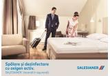 4 x sejur de 2 persoane pentru 2 nopti la un hotel din Romania, 1 x sejur de 2 persoane pentru 2 nopti cu transport inclus(avion sau bonuri benzina asigurate) la Viena la Hotel Parkhotel Schönbrunn