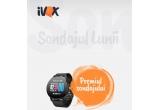 1 x Smartwatch Fitness Max V11