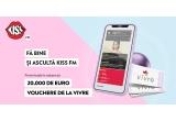 zilnic: voucher Vivre de minim 100 de euro sau de 50 euro