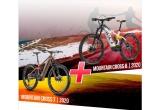 1 x excursie la alegere de 20.000 euro , 1 x bicicleta Mountain Cross electrica