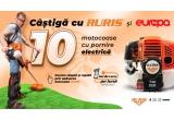 10 x Motocoasa RURIS 633ES