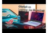 1 x laptop de Gaming ASUS ROG