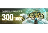 83 x Bicicleta Giant Mountain-bike Roam Disc + Accesorii, 65 x Bicicleta Giant Mountain-bike ATX 27.5 + Accesorii, 152 x Bicicleta Giant Mountain-bike Talon GE + Accesorii, 1000 x Plin carburant de 250 lei