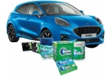 1 x mașina Ford Puma Titanium 1.0 Ecoboost Hybrid, 80 x Bon combustibil Petrom de 150 lei
