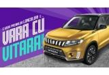 1 x mașina Suzuki Vitara Hybrid 1.4 Passion 2WD, 500 x 100 lei, 500 x perie electrica pentru par LONCOLOR iRonArc
