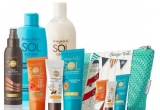 1 x set cosmetice Summer Time