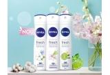 135 x spray Nivea Fresh