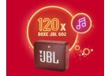 15 x trotineta electrica 8.5inch pliabila negru, 120 x boxa JBL GO2