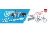 5 x bicicleta Pegas Strada Mini Bleu, 20 x skate Cornetto