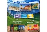 3 x Voucher turistic in Romania de 2000 lei, 100 x Voucher Profi de 50 lei