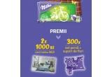 300 x Set Milka (1 ghiveci + 1 perna), 2 x Card Cadou IKEA de 1000 lei
