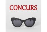 1 x pereche ochelari de soare Cat Eyes de la brand cunoscut protectie UV