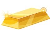 924 x lingou din aur (greutate 2g și puritate 999.9‰ sau 24 carate)