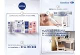 "1 x sesiune ""Go for glamour"" – make-up tips cu un profesionist, 50 x set produse profesionale de make-up in valoare de 200 ron"