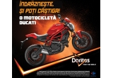 1 x Motocicleta Ducati Monster 797 Plus