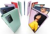 3 x smartphone Samsung Galaxy S20 FE 5G