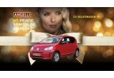 1 x masina Volkswagen UP, 30 x Pachet Cuvee Imperial cu 2 pahare, 30 x Pachet Cuvee Gold cu 2 pahare, 30 x pachet Cherry cu 2 pahare, 13 x Cuvee Imperial 3L