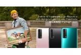 3 x smartphone Huawei P smart 2021