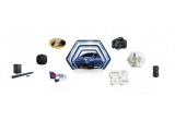 1 x masina Fiat Abarth 595, 25 x boxa Bose SoundLink Revolve, 5 x aparat foto DSLR Canon EOS 2000D, 75 x set servit pizza, 30 x SoundBar JBL cinema SB160 2-1, 20 x gift card Mobexpert de 2500 lei