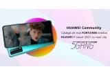 1 x smartphone Huawei P smart 2021