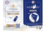 5000 x gel de dus Nivea 250ml, 5000 x punga cadou