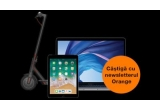 1 x tableta Apple iPad 6 32GB Wi-Fi Space Gray, 1 x laptop Apple MacBook Air 13, 1 x trotineta electrica Xiaomi Mijia M365