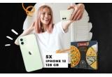 5 x iPhone 12 128 GB