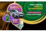 2 x mașina BMW Seria 2 Gran Coupe, 300 x 500 lei