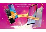 20 x smartphone Huawei P Smart 2021 Midnight Black, 20 x tableta pc Lenovo M10 TB-X606X ZA5V0250SE + Husa