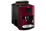 1 x espressor automat Krups EA815570 1450W 1.7L 15 bar vișiniu