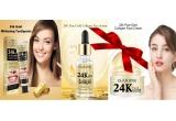 1 x set de produse cosmetice din gama 24K Pure Gold Collagen