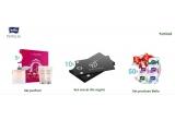 1 x Set parfum Lancome, 1 x Set cercei din argint Maria's Ladybugs, 50 x - Set produse Bella
