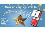 8000 x voucher Kaufland in valoare de 250 lei