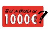 4 x 1000 euro
