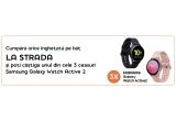 3 x Smartwatch Samsung Galaxy Watch Active 2 Aluminum