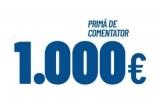 5 x 1.000 euro