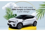 1 x masina Renault Captur E-Tech Plug-In Hybrid