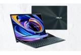 1 x notebook ASUS ZenBook Duo 14 UX482EG-HY011R, 10 x kit ASUS compus din cana + pix + agenda